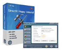 DirectX Happy Uninstall 6.9.5 Crack With Serial Key Latest 2021