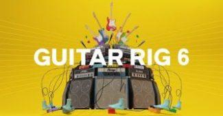 Guitar Rig Pro 6.2.0 Crack + Torrent Full Version Download [Latest]