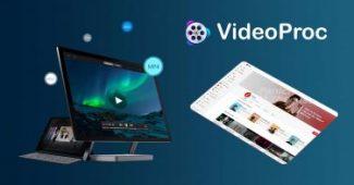 VideoProc 4.2 Crack + Serial Key For Windows Free Download